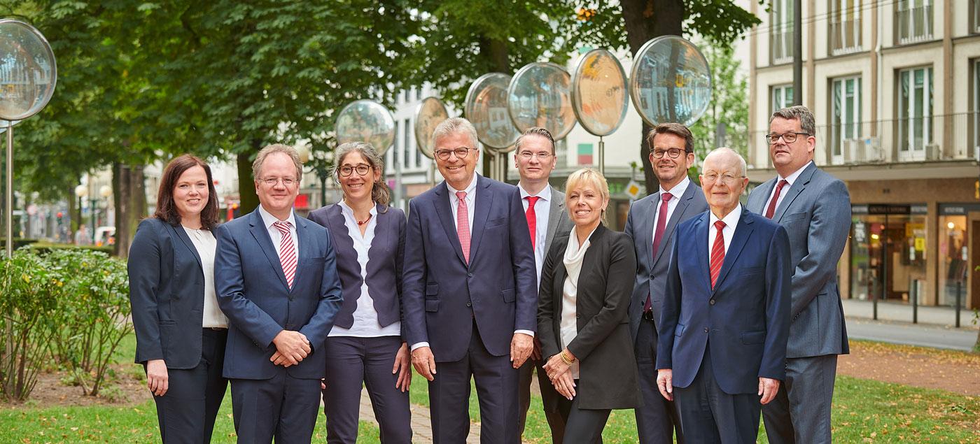 Thomas Rechtsanwälte Team