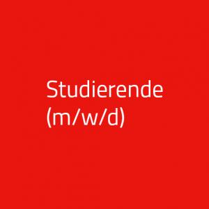 Studierende (m/w/d)
